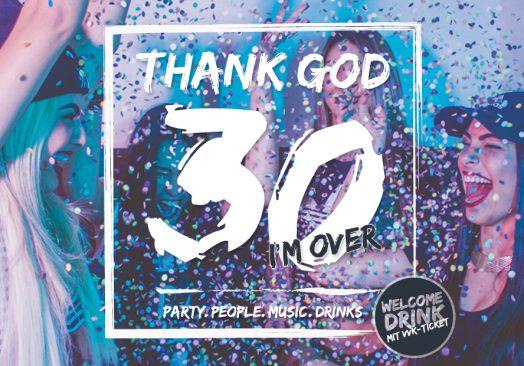 Thank God I'm Over 30